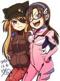 アスカ&マリ