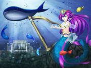 大海の歌姫