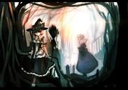 魔法の森の魔女