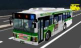 相鉄バス、バイパスを行く[改造モデル配布]