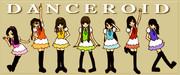 DANCEROID メンバーカラー