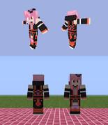 【Minecraft】BFY/AF