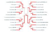 第11回欧米か杯碁聖戦トーナメント表