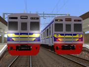 【RailSim】インドネシアの元東急8500系