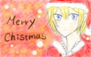 クリスマス レンくん