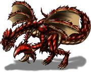 蟹ドラゴン