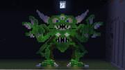 【MineCraft】デスピサロ作ってみた