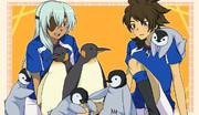 ペンギンそこ変われ。(再うp)