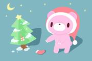 クリスマスグルーミー