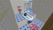 【Minecraft】 トイレコンテスト応募作品【建築コミュ】