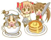 ホットケーキパーティー