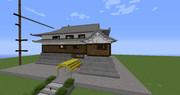 【Minecraft】犬山城 パート2