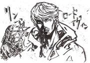 リンゴォ・ロードアゲインを描いてみた