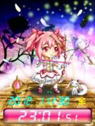 ◆魔法少女まどか☆マギカ 鹿目 まどか 待受Flash時計 & ライブ壁紙