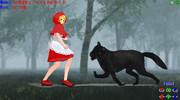 【MMD】バレッタさんと黒狼でRedさんごっこ