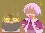 【擬カビ】ボクの鍋が…!!