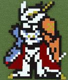 【Minecraft】 オメガモン 【デジモン】
