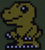 【Minecraft】 アグモン 【デジモン】