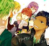 赤司様お誕生日おめでとうございます!!