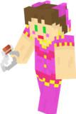 【minecraft】女装ジョセフ