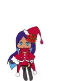 クリスマスメルリさん