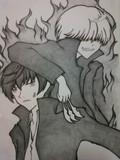 闇色の辺獄烈火