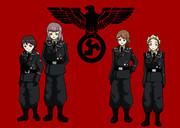 アヒルさんチーム(バレー部チーム)