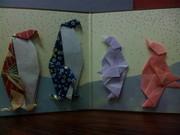 折り紙ペンギン