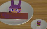 祝 ゆかりさんケーキ