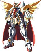 灼熱騎士ガンダムF91