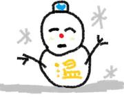 あったか雪だるま