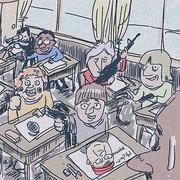 アメリカの小学校
