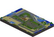 【Minecraft】名古屋城全景 其の弐