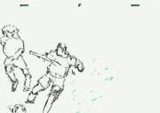 サッカーGIFアニメ2