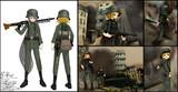 WW2ドイツ陸軍服【モデル配布】