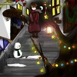 トラベラーバックアレイのクリスマス
