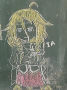 IA可愛いよぉ・・・。