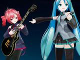 【MMD】ネギドリル LIVE 2