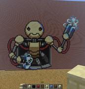 ジェネッタくん (Minecraft x Mother3)