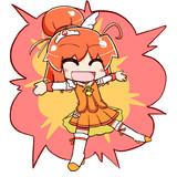 太陽サンサン!熱血ぱわぁ!キュアサニェー!