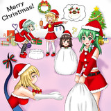 幻想郷のクリスマス