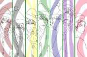 黒子のバスケ ☆*::*:☆MerryXmas☆:*::*☆