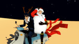 【MMD】クリスマス~!?【トライガン】