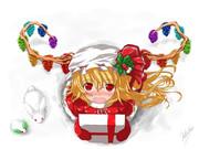 フランちゃんよりメリークリスマス!