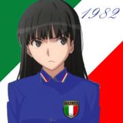 Italy 1982 Catenaccio