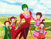 アセルスと子供たち