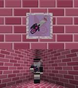 【Minecraft 】×32北鴉山チェーンソー【テクスチャ見本】