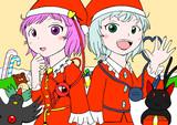 地霊殿からメリークリスマス!!