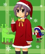 長門家のクリスマス