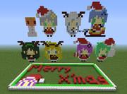 [Minecraft]メリークリスマス♪